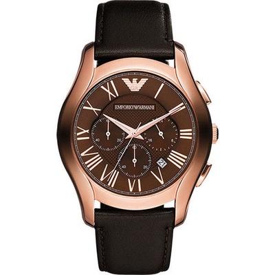ARMANI亞曼尼 Classic羅馬計時腕錶AR1701