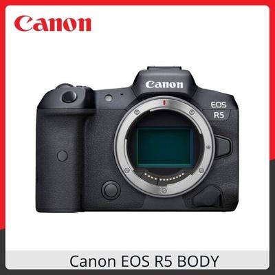 Canon 佳能 | EOS R5