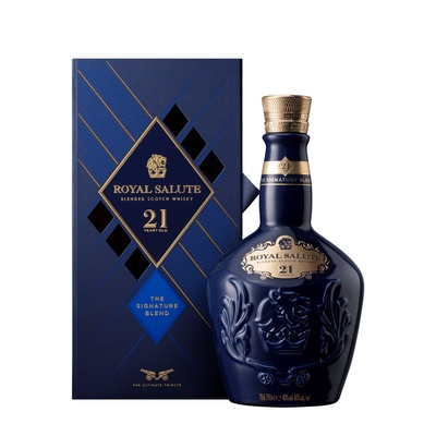 Royal Salute | 21 Years Blended Scotch Whisky Signature Blend