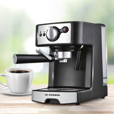 LE CUISSON | เครื่องชงกาแฟ สำหรับทำเอสเพรสโซ่หรือคาปูชิโน่มีระบบ Steam สำหรับตีฟองนมให้ขึ้นฟู