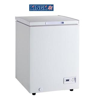 XINGX 93公升 上掀式冷凍冷藏櫃XF-102JA