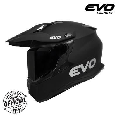 EVO | DX-7 Extreme Dual Sport Full Face Helmet