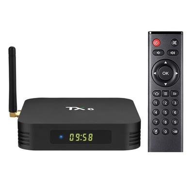 Android Smart TV Box | กล่องรับสัญญาณโทรทัศน์ รุ่น TX6