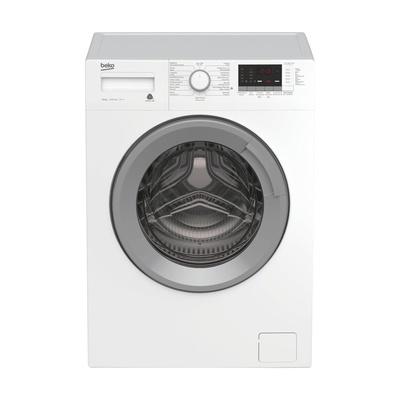 BEKO | เครื่องซักผ้าฝาหน้า 8 kg รุ่น WCV8612XSOST