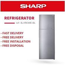 SHARP S-Popeye Refrigerator SJ-RX30E-SL