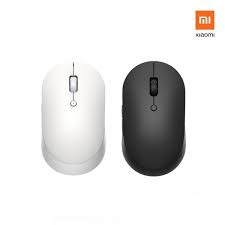 Xiaomi | เมาส์ไร้สาย Mi Dual Mode Wireless Mouse Slient Edition