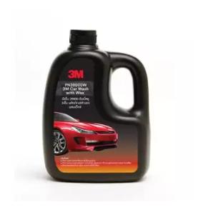3M | ผลิตภัณฑ์ล้างรถ ผสมแว๊กซ์ Car Wash with Wax ผสมแวกซ์ 39000W