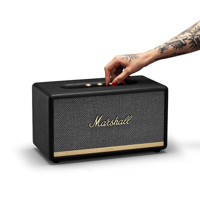 Marshall | ลำโพง Bluetooth รุ่น Stanmore II Voice with Google assistant