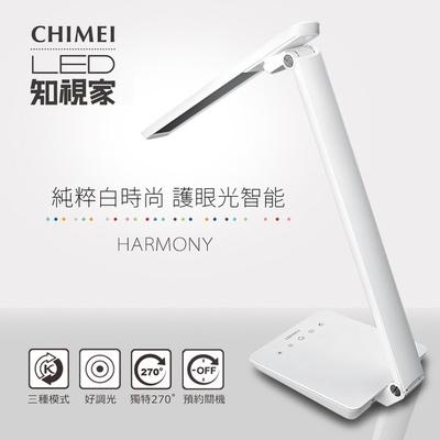 【CHIMEI 奇美】時尚LED護眼檯燈(LT-CT080D)