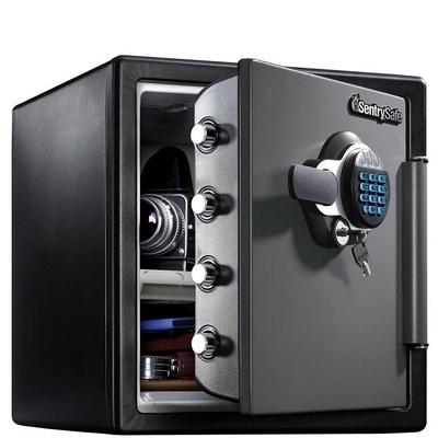 Sentry | Fire Starter Safe Box Case Double Lock (SFW123GTC)