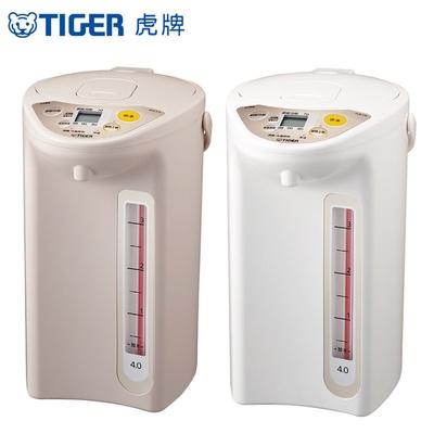【TIGER 虎牌】4.0L微電腦電熱水瓶(PDR-S40R)