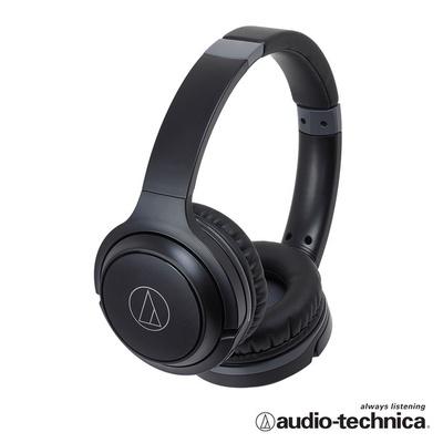 【audio-technica 鐵三角】ATH-S200BT 無線藍芽耳罩式耳機