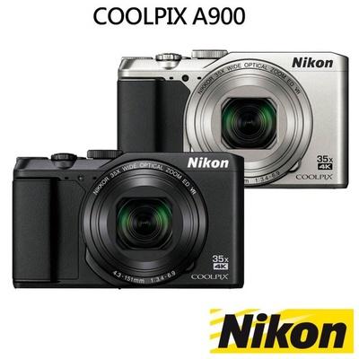 【Nikon 尼康】COOLPIX A900 35倍光學隨身機
