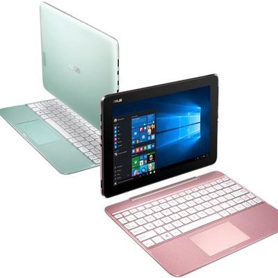 【ASUS 華碩】T101HA 10吋平板筆電