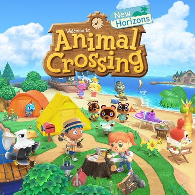 Nintendo Switch | แผ่นเกมส์ ANIMAL CROSSING NEW HORIZONS