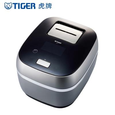 【日本製 TIGER虎牌】頂級款6人份土鍋壓力IH炊飯電子鍋(JPX-A10R)