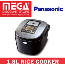 PANASONIC SR-HB184KSH 1.8L RICE COOKER