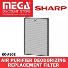 Sharp KC-A50E Air Purifiers