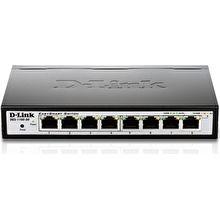 D-LINK DGS-1100-08 Switch