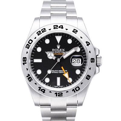 【ROLEX 勞力士】Explorer 大探險家 腕錶