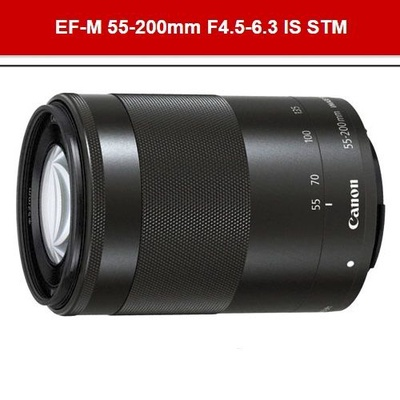 Canon 佳能EF-M 55-200mm F4.5-6.3 IS STM
