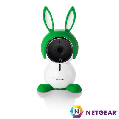 【NETGEAR】Arlo Baby 嬰幼兒 WiFi 雲端攝影機 ABC1000(Arlo Baby ABC1000)