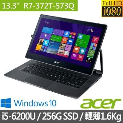 Acer 13.3吋  觸控筆電  i5-6200U/8G/256SSD (R7-372T-573Q)
