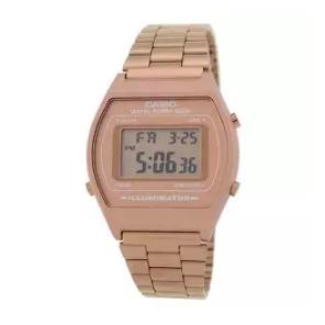 Casio | นาฬิกาข้อมือ รุ่น B640WC-5ADF สีพิงค์โกลด์