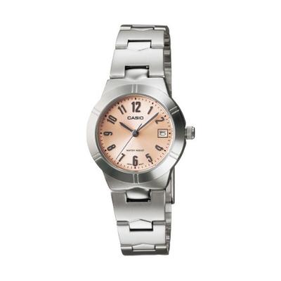 CASIO | นาฬิกาข้อมือผู้หญิง รุ่น CASIO LTP-1241D-4A3V