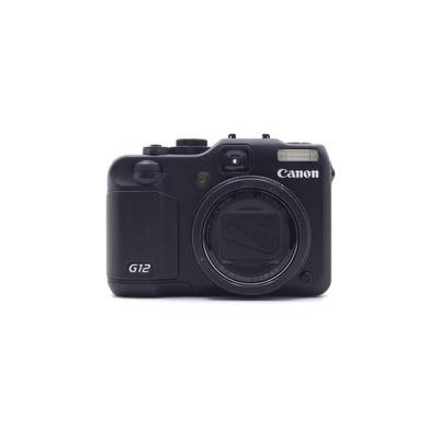 Canon   กล้องดิจิตอล รุ่น PowerShot G12