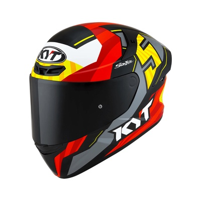 Kyt | TT Course Full-Face with Single Visor Helmet