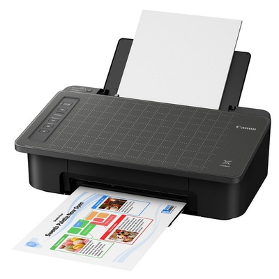 Canon | PIXMA Inkjet Wireless Printer with Smartphone Copy รุ่น TS307