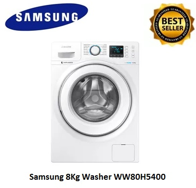Samsung WW80H5400 8kg Front Load Washing Machine