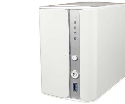 【Thecus 色卡司】N2560 2Bay NAS網路儲存伺服器