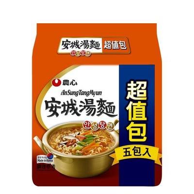 【農心】安城湯麵