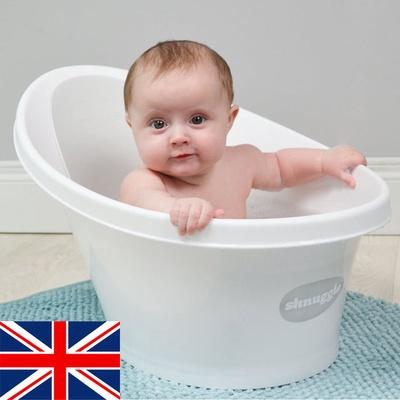 【英國Shnuggle】月亮澡盆-嬰兒浴盆