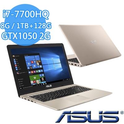 ASUS 華碩 VivoBook Pro N580VD 15吋FHD GTX1050 2G獨顯筆電