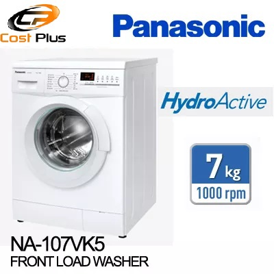 Panasonic NA-F107VK5 7kg Front Load Washing Machine