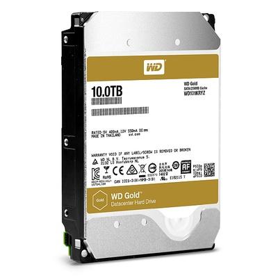 【威騰WD】WD101KRYZ Gold 10TB 3.5吋 (企業級硬碟)