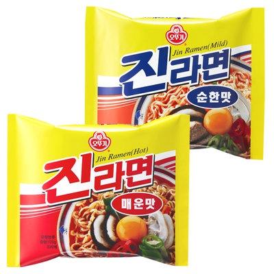 【韓國不倒翁 OTTOGI】金拉麵-辛辣