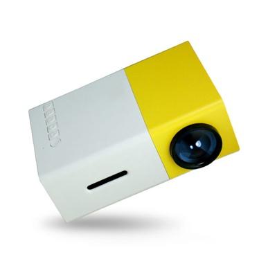【行走天下】超微型大螢幕投影機(TW-358)