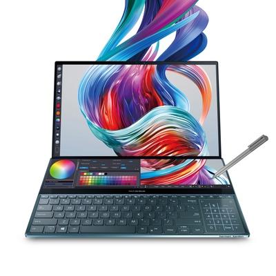Asus   Zenbook Duo UX581