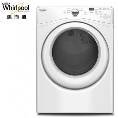 【Whirlpool惠而浦】14公斤電力滾筒乾衣機(WED75HEFW)