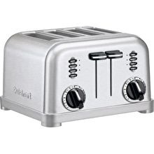Cuisinart CPT-180 Stainless Steel 4-slice Toaster