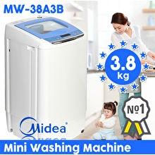 Midea Mini Baby Washing Machine MW-38A3B