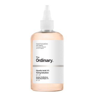 The Ordinary | โทนเนอร์รักษาสิว The Ordinary Glycolic Acid 7% Toning Solution 240ml