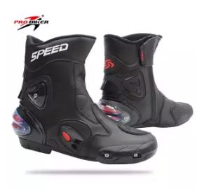 Pro-biker   รองเท้าสำหรับขับขี่จักรยานยนต์ A004