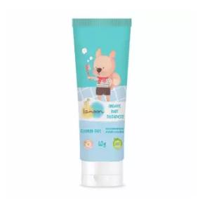 Lamoon | ยาสีฟันออร์แกนิคสำหรับเด็ก Lamoon Organic Baby Toothpaste