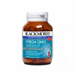 Blackmores | Omega Daily  น้ำมันปลาเข้มข้น เสริมสร้างบำรุงสมอง หลอดเลือดและหัวใจ