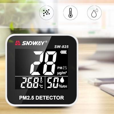SNDWAY   เซนเวย์ เครื่องวัดปริมาณฝุ่น PM 2.5 Detector รุ่น SW-825